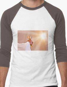 Eucharist of our Lord Jesus Christ Men's Baseball ¾ T-Shirt
