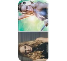 Sara Lance/White Canary iPhone Case/Skin