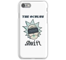 Rick And Morty - Oculus Shwift iPhone Case/Skin