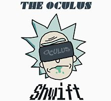 Rick And Morty - Oculus Shwift Unisex T-Shirt