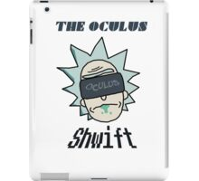 Rick And Morty - Oculus Shwift iPad Case/Skin