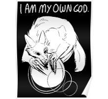 WEREWOLF GOD Poster