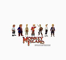 Monkey Island Guybrush - Evolution Edition Unisex T-Shirt