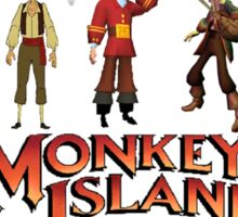 Monkey Island Guybrush - Evolution Edition Sticker