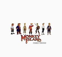 Monkey Island Guybrush - Puberty Edition  Unisex T-Shirt
