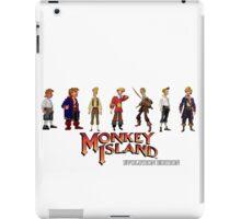 Monkey Island Guybrush - Evolution Edition iPad Case/Skin
