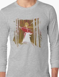 Samurai X - battousai Long Sleeve T-Shirt