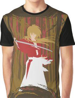 The Legendary Samurai Graphic T-Shirt