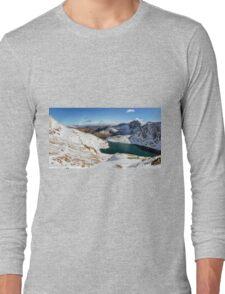 Snowdonia National Park Long Sleeve T-Shirt