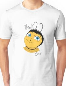 Bee movie think bee Unisex T-Shirt