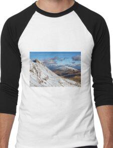 Snowdonia National Park Men's Baseball ¾ T-Shirt