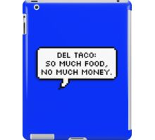 Del Taco iPad Case/Skin