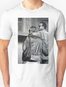 It's better together, 2012, 53-80cm, oil on canvas Unisex T-Shirt