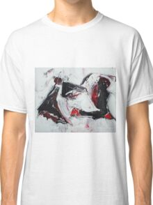 Creme Brulee with Metal- Original Oil  painting on Canvas Classic T-Shirt