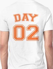 kevin day #2 striker Unisex T-Shirt