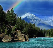 Bow River 3 by Charles Kosina