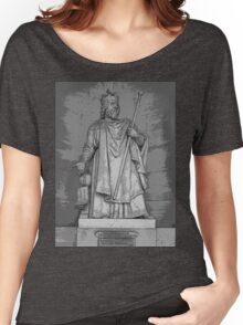 Tribute To Charlemagne At Versailles Women's Relaxed Fit T-Shirt