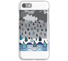Rain Storm iPhone Case/Skin