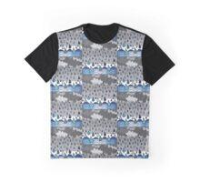 Rain Storm Graphic T-Shirt