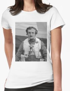 Edgar Allan Poe Dameron Womens Fitted T-Shirt