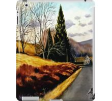 The Country Road iPad Case/Skin
