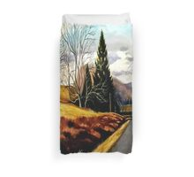 The Country Road Duvet Cover
