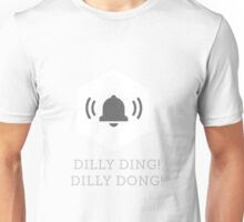 Dilly Ding Dilly Dong - LCFC Unisex T-Shirt