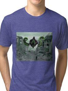 A Hero Emerges Tri-blend T-Shirt
