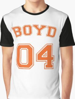 matt boyd #4 backliner Graphic T-Shirt