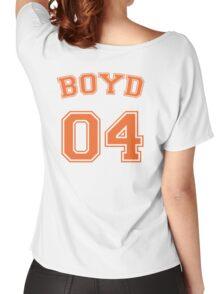 matt boyd #4 backliner Women's Relaxed Fit T-Shirt