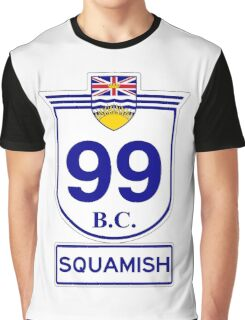 BC 99 - Squamish Graphic T-Shirt