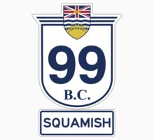 BC 99 - Squamish One Piece - Long Sleeve