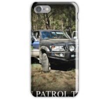 NISSAN PATROL iPhone Case/Skin