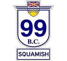 BC 99 - Squamish Photographic Print