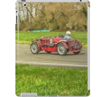 MG sports Car iPad Case/Skin