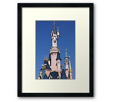 Le Chateau Framed Print