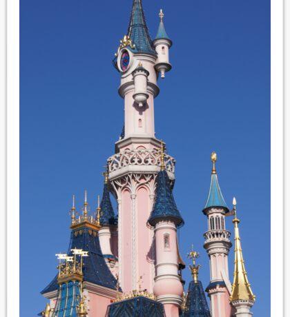 Le Chateau Sticker