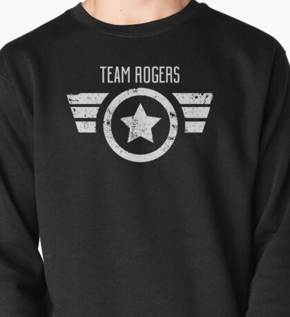Team Rogers - Civil War Pullover