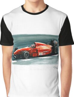 1994 Ferrari 412T1B Graphic T-Shirt