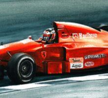 1994 Ferrari 412T1B Sticker