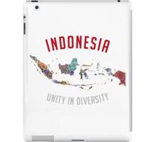 Indonesia - Unity in Diversity iPad Case/Skin