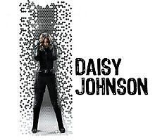 Digital Pixels Daisy Johnson AKA Quake Photographic Print