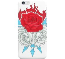 Ice Flowers iPhone Case/Skin