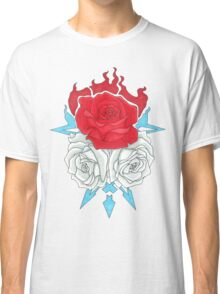 Ice Flowers Classic T-Shirt