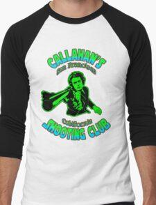 Callahan's Shooting Club Colour Men's Baseball ¾ T-Shirt