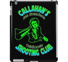 Callahan's Shooting Club Colour iPad Case/Skin