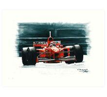 1997  Ferrari F310B Art Print