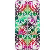 Bright Colorful Pattern Art - Color Fusion Design 10 By Sharon Cummings iPhone Case/Skin