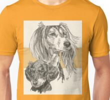 Saluki Father & Son Unisex T-Shirt