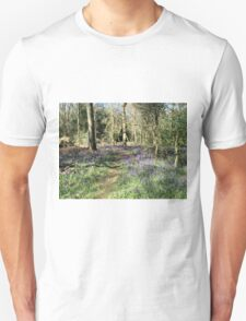 Bluebells in Earlswood T-Shirt